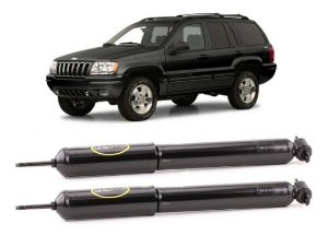 Amortecedor Dianteiro Jeep Grand Cherokee 1999 A 2004 - Par