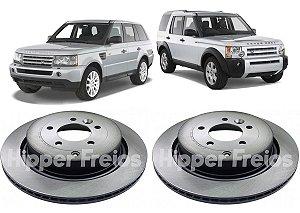 Disco Traseiro Discovery 3 4 Range Rover Sport 2005-2016