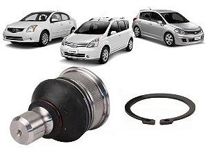 Pivo Suspensão Inferior Nissan Sentra Tiida Livina 2007-2013