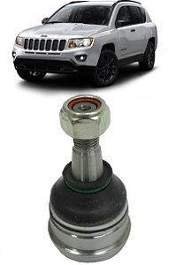 Pivo De Suspensão Inferior Jeep Compass Base 40mm Pino 20mm