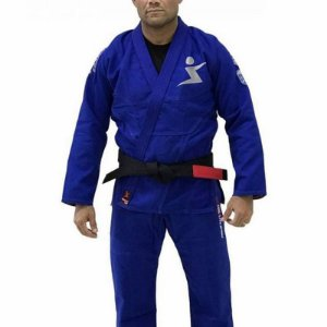 Kimono Prime Warrior Azul