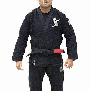 Kimono Prime Warrior Preto