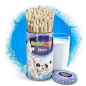 Osso Deliciosso Baby - Palito Fino para Cães Filhotes - 410g