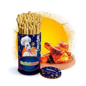 Osso Deliciosso sabor Frango - Palito Médio para Cães - 410g