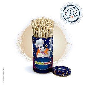 Osso Deliciosso Natural - Palito Grosso para Cães - 410g
