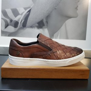 Slip on Teselli Nangô Jungle Havana 5002