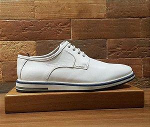 Sapato Casual Teselli Bruxelas Branco 176064