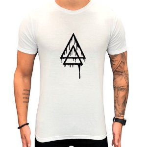 Camiseta Teselli by Paradise Drips Branca