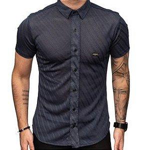 Camisa Teselli by Paradise Social Azul