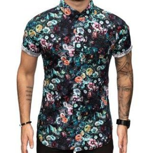 Camisa Teselli by Paradise Florais