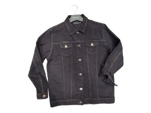 Jaqueta Teselli by Paradise Jeans Black Premium