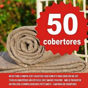 50 COBERTORES - LEPIN ENXOVAIS