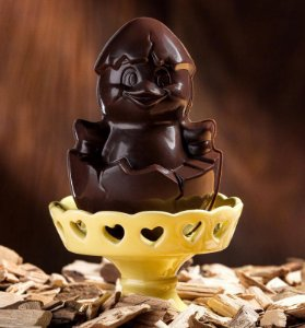 PINTINHO DE CHOCOLATE VEGANO