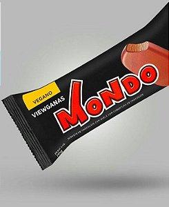 SORVETE VEGANO MONDO CHOCOLATE COM AVELÃ