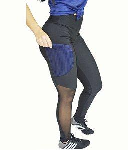 Legging no suplex com bolso na lateral em 2D