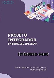 Projeto Integrador Pequenos negócios e marketing digital: o caso Café e Sintonia
