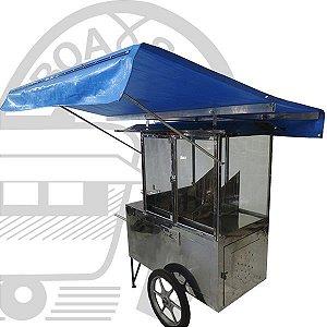 Carrinho de Pipoca Premium - BSP3D-13