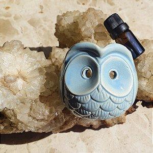Difusor de Aromas Coruja Azul