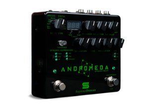 Pedal Andromeda Digital Delay