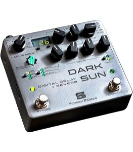 Pedal Dark Sun Delay/Reverb Mark Holcomb Signature