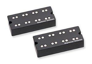 Captadores (Par) Contrabaixo 4 Cordas SSB-4NYC Bass Set