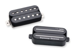Captadores (Par) Guitarra Dimebag Set, Preto