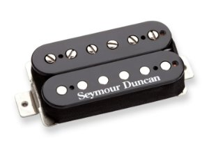 Captador Guitarra SH-6N Duncan Distortion Preto