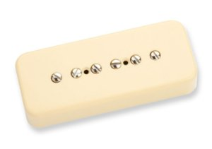 Captador Guitarra SP90-2b Hot P90 Soapbar Creme