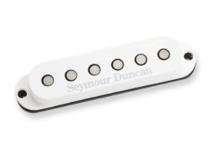Captador Guitarra SSL-5 Custom Staggered Strato RwRp, Branco