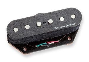 Captador Guitarra STK-T3b Vintage Stack Tele Preto
