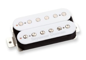 Captador Guitarra TB-6 Duncan Distortion Trembucker Branco