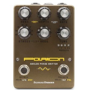 Pedal Polaron Analog Phase Shifter