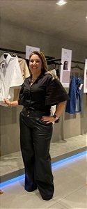 Camisa tricoline Arina Zanchetta