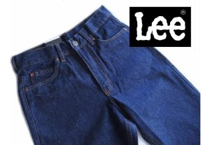 Calça Jeans Masculina Lee Tradicional Chicago Stone Escura Pesada