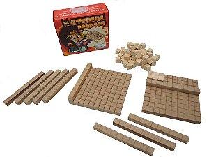 Material Dourado 62pcs Caixa de papel Simque