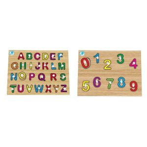Kit Pinos Alfabetizacao Simque Letras + Numeros