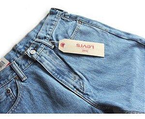 Calça Jeans Levis 505 Masculina Tradicional 34