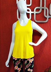 Camiseta Smart - amarela