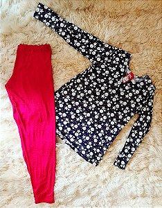 Pijama lua marinho ml