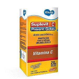 VITAMINA C - SUPLEVIT C PREVENT 20ML