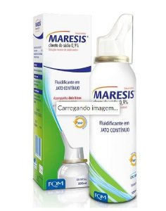 MARESIS SPRAY NASAL JATO CONTÍNUO 100ML