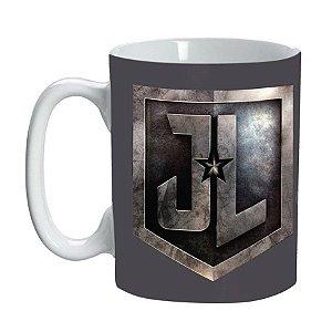 Caneca Porcelana Liga da Justiça 300 ML
