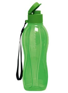 GARRAFA TUPPERWARE ECO TUPPER PLUS 500ML VERDE
