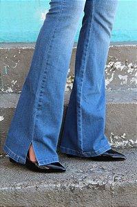 Calças Flare Jeans BLD