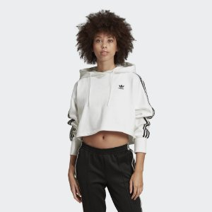 BLUSA CROPPED HOODY