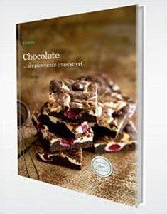 LIVRO DE RECEITAS CHOCOLATE SIMPLESMENTE IRRESISTIVEL