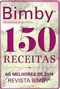 LIVRO DE RECEITAS 150 RECEITAS DE 2014