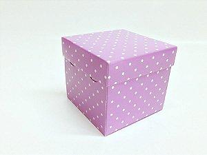 Caixa Sem Visor 6,5x6,5x6