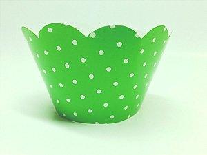Wrappers para Cupcake - Pacote com 10un