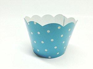 Wrappers para Mini Cupcake - Pacote com 10un